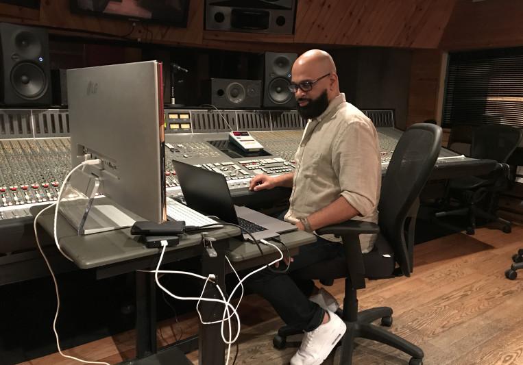 David Anthony on SoundBetter