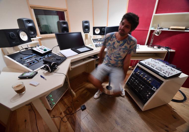 Jean-Stéphane Garbe @ 254sound on SoundBetter