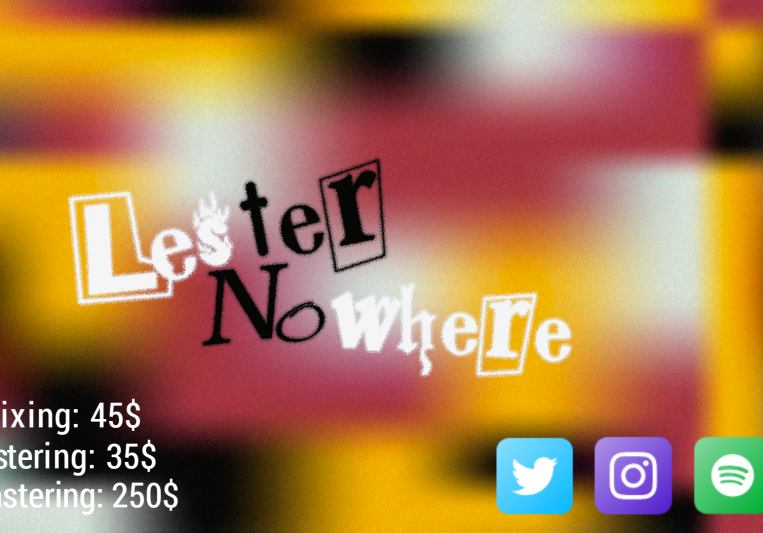 Lester Nowhere on SoundBetter