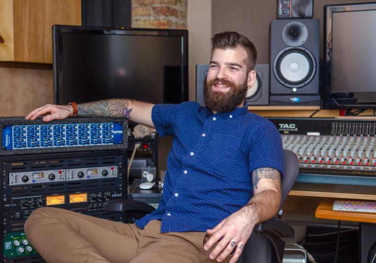 Dan Tinkler Recording on SoundBetter
