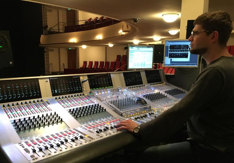 Roman Falkov on SoundBetter
