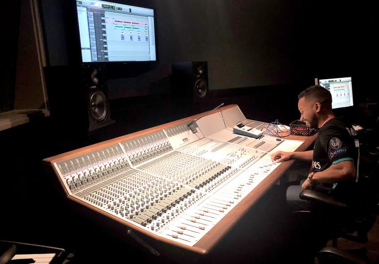 Jorge Figueroa on SoundBetter
