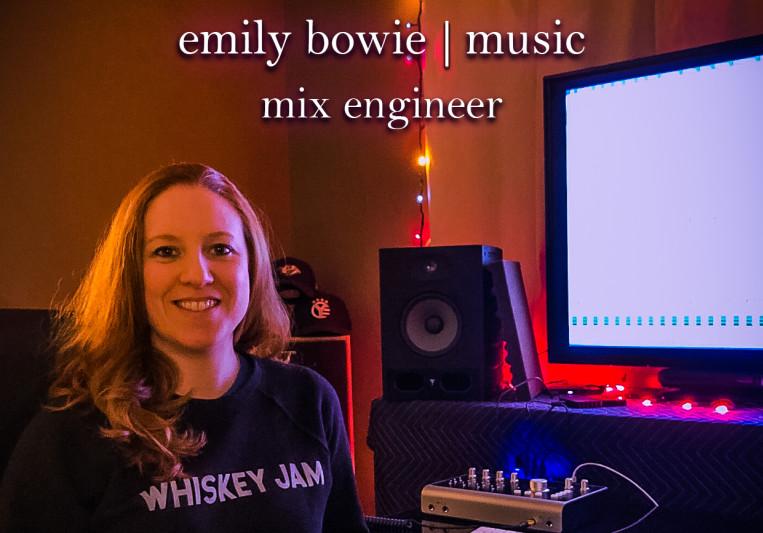 Emily Bowie on SoundBetter
