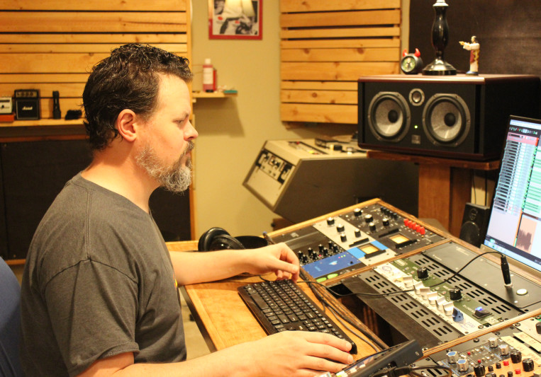 Adam Burch on SoundBetter