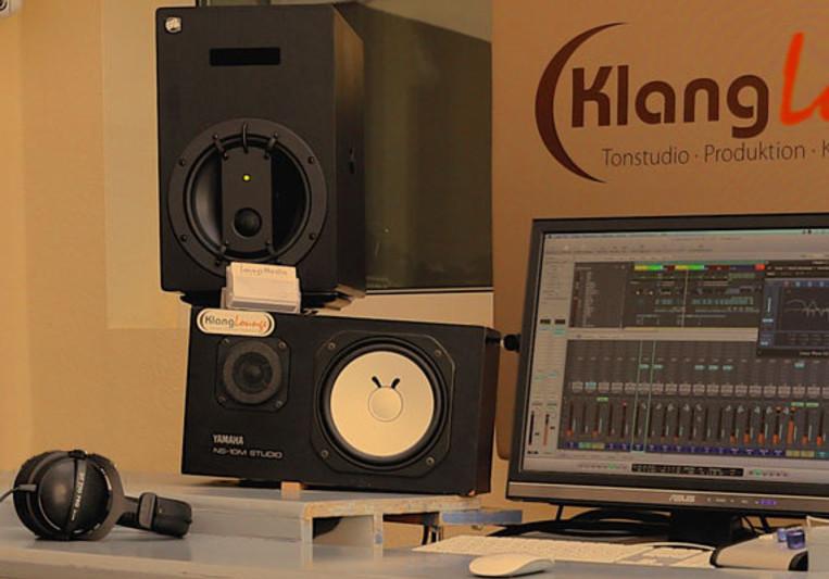 Klanglounge on SoundBetter