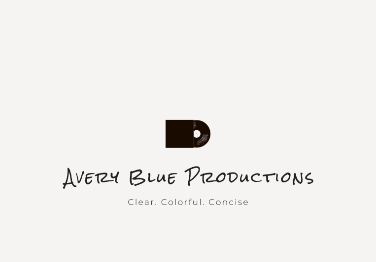Avery Blue Productions on SoundBetter