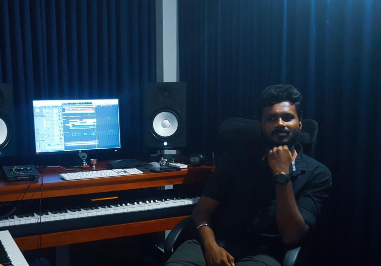 Adarsh PV on SoundBetter
