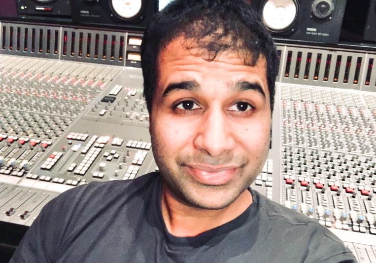 Varun Kejriwal on SoundBetter