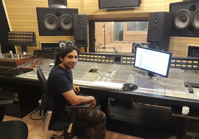 Greg John D'souzaMixing on SoundBetter