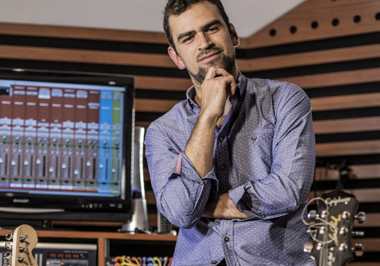 Camilo O on SoundBetter