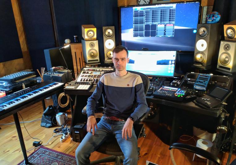 Konstantin Bezgin on SoundBetter