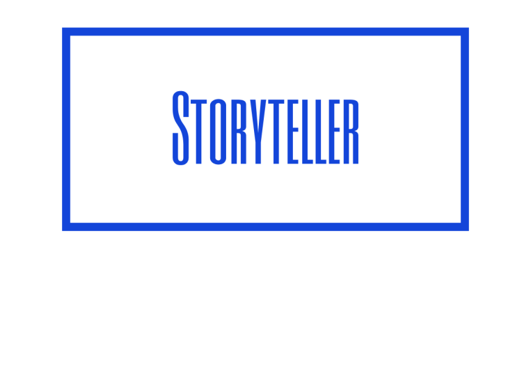Storyteller on SoundBetter