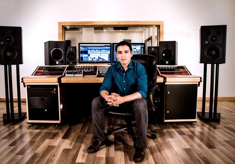Angel Vidal on SoundBetter