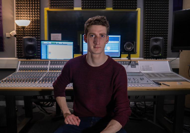 Jamie Proctor on SoundBetter
