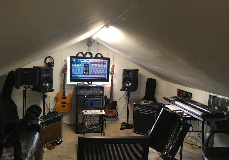 Ian Coast on SoundBetter