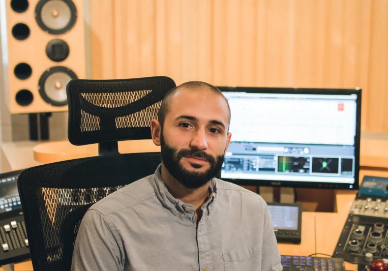 Derek Rusinak on SoundBetter