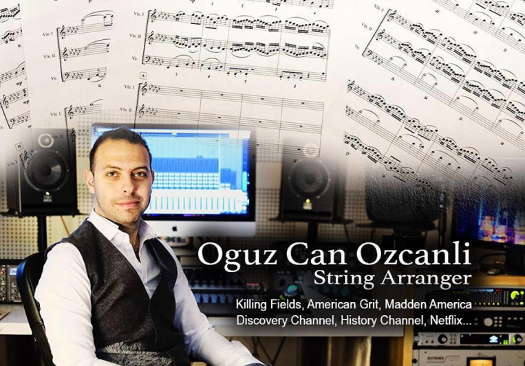 OGUZ CAN OZCANLI on SoundBetter