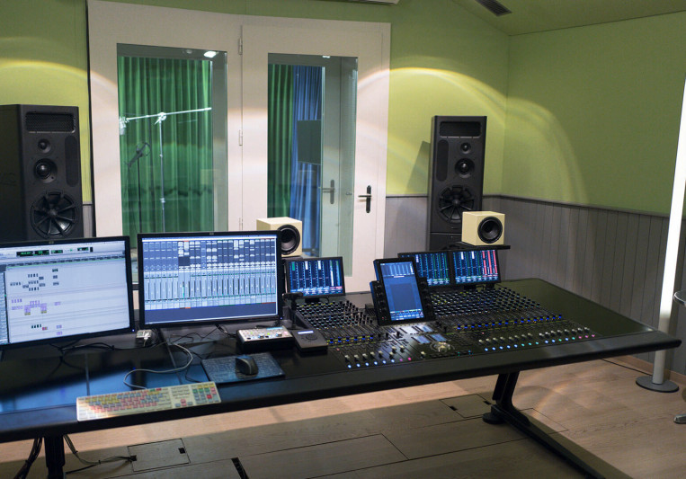 NJP STUDIOS Switzerland on SoundBetter