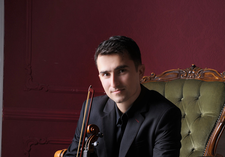 Violinist, Arranger, Composer on SoundBetter