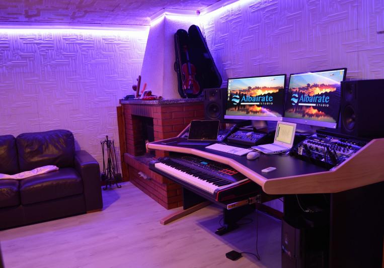 Albairate Studio on SoundBetter