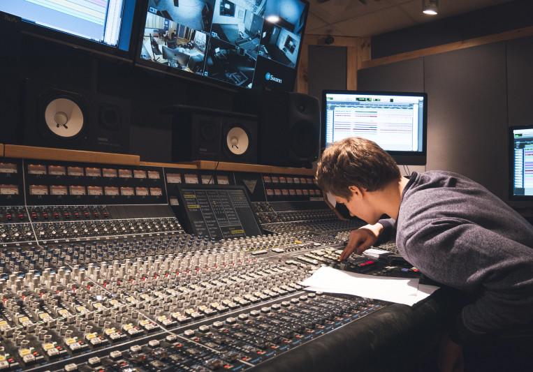 Jake Morrill on SoundBetter