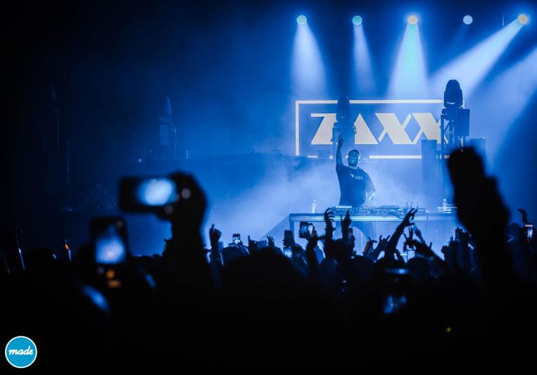 ZAXX on SoundBetter