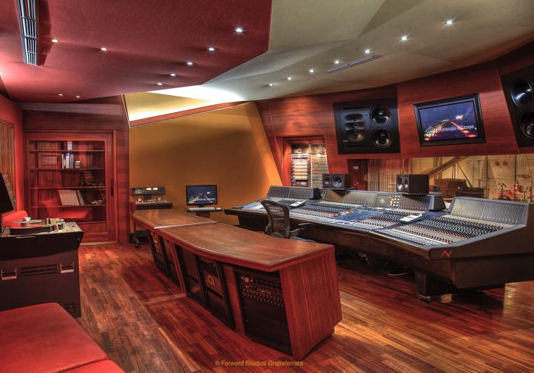 Forward Studios on SoundBetter