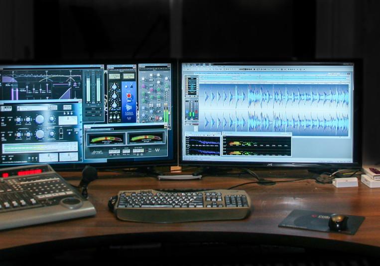 MonkeyShine Studios on SoundBetter