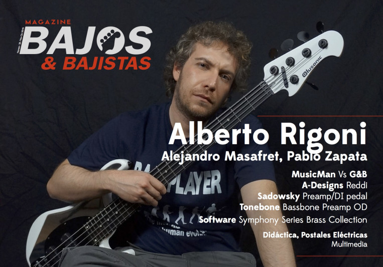 Alberto Rigoni Bassist on SoundBetter