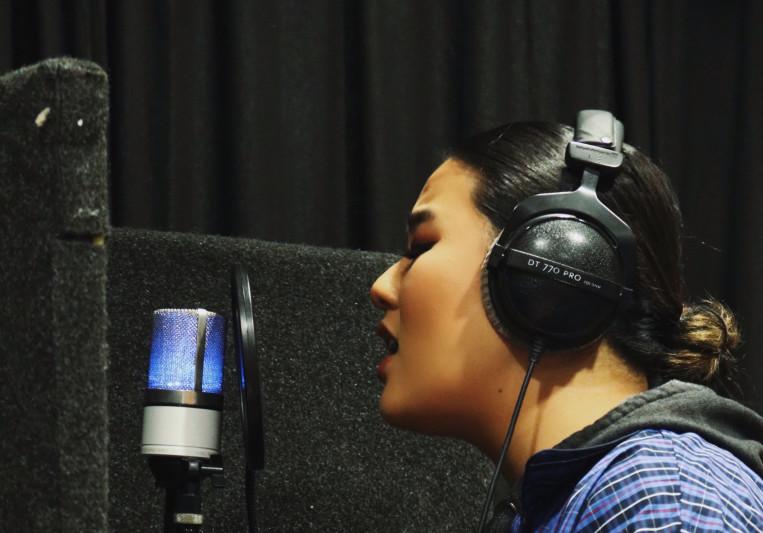 Judy Kim on SoundBetter