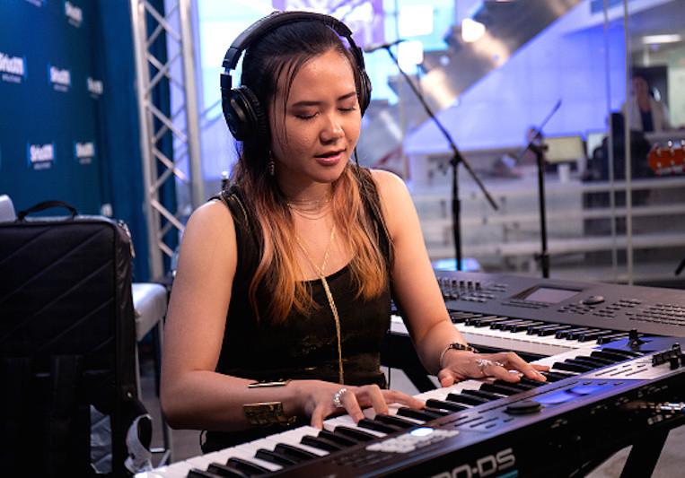 Shereen Cheong on SoundBetter