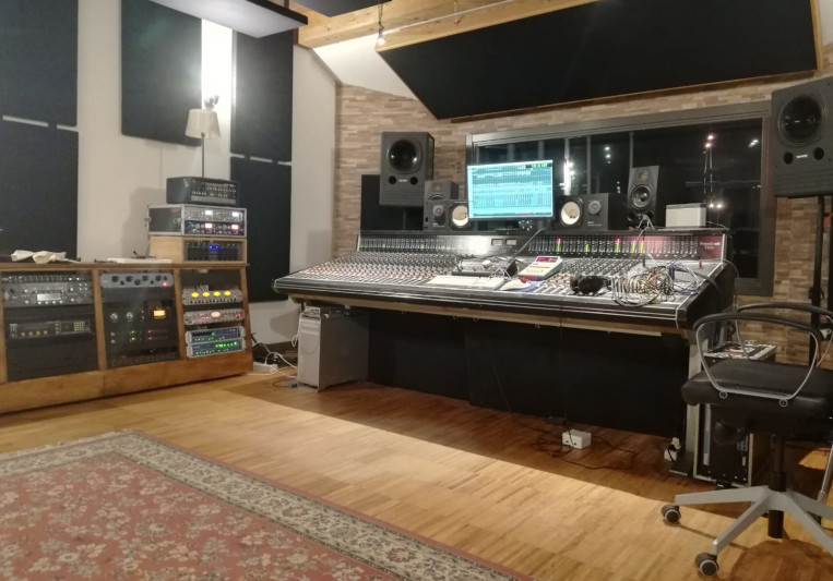 Time Track Studios on SoundBetter