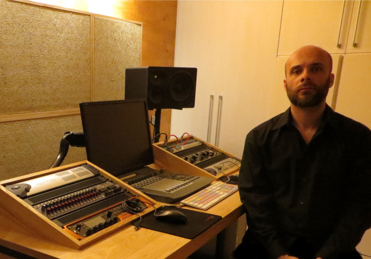 Dmytro Shevchenko on SoundBetter