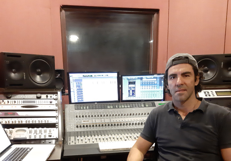 Serdar Oztop on SoundBetter