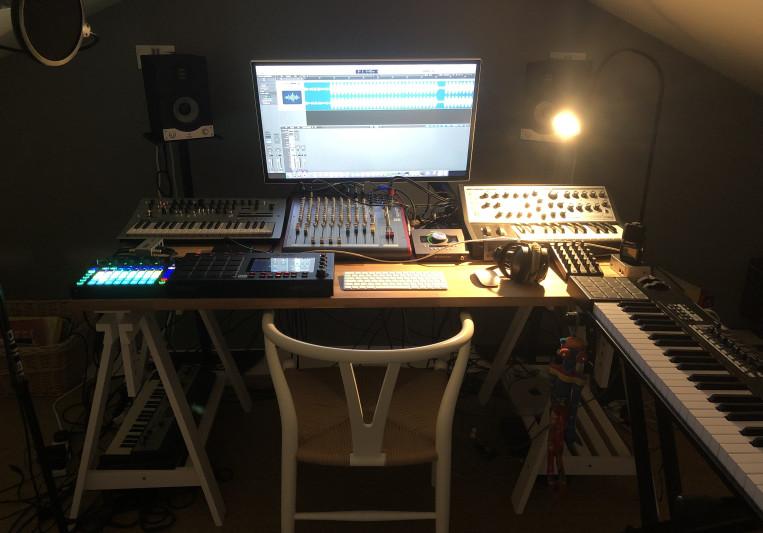 Antony Parker on SoundBetter