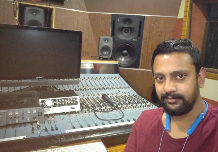 Krishanu Moitra on SoundBetter