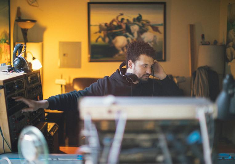 Anton Doty on SoundBetter