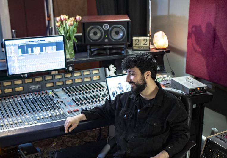 Luigi Pasquini on SoundBetter