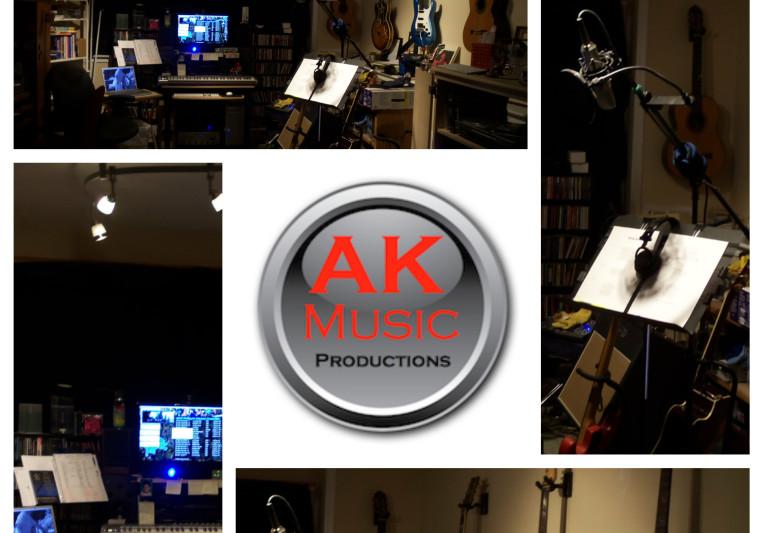 Andy Kotz-AKMusic Productions on SoundBetter