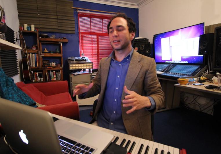 Artist Studios on SoundBetter