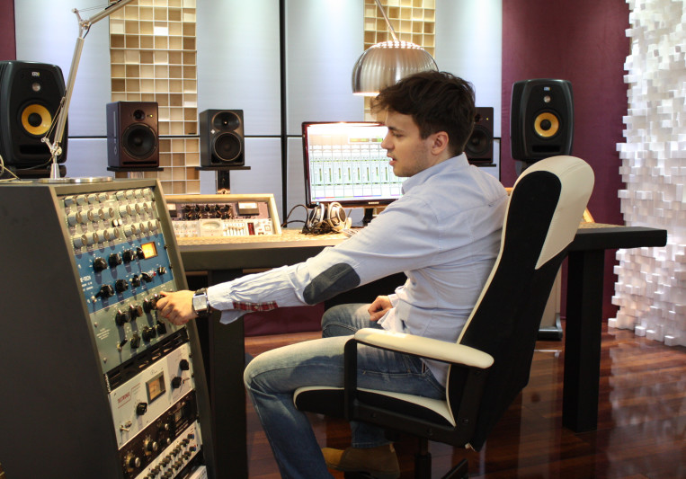 Philip Dust on SoundBetter