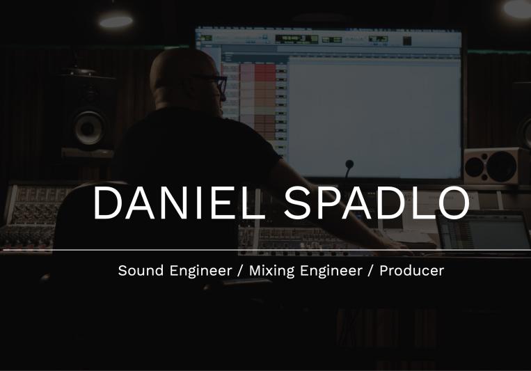 Daniel Spadlo on SoundBetter