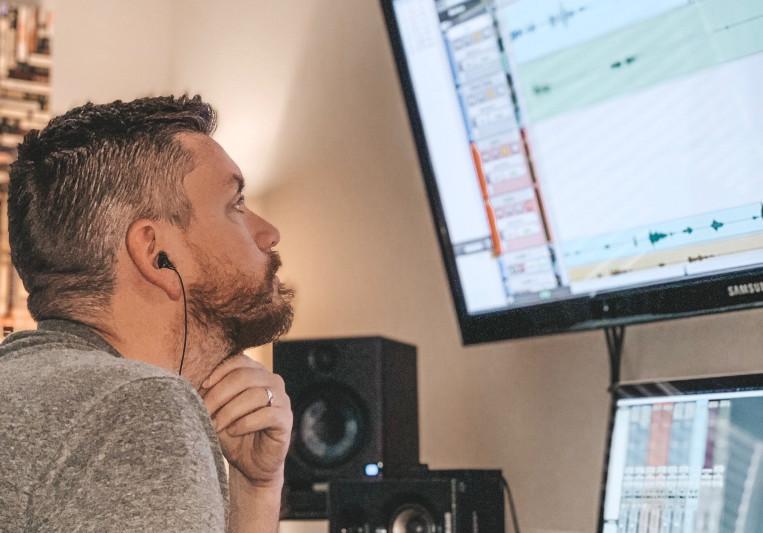 David Masters on SoundBetter