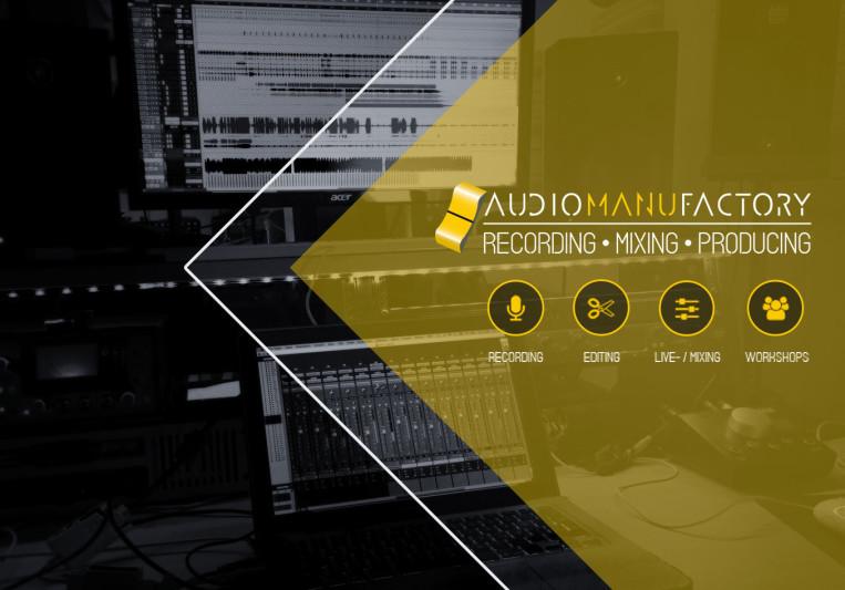 audioMANUfactory on SoundBetter
