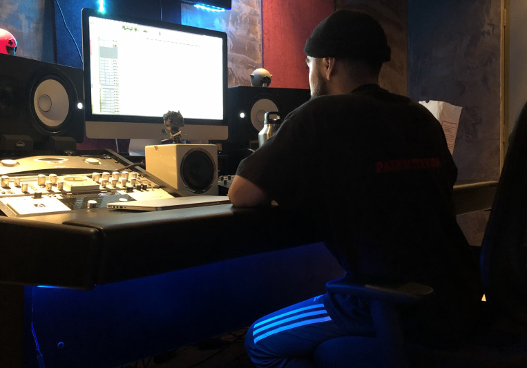 James Delgado (Treesound) on SoundBetter