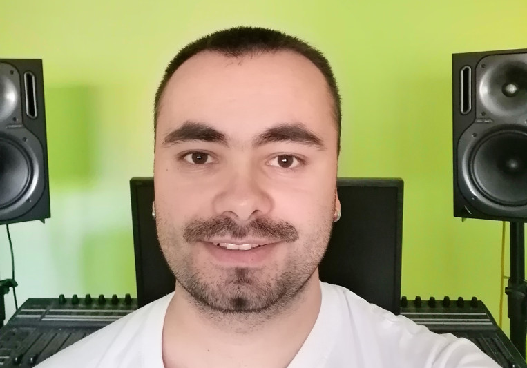 Milosh Mitrovski on SoundBetter
