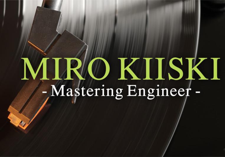 MiroKiiski - MasteringEngineer on SoundBetter