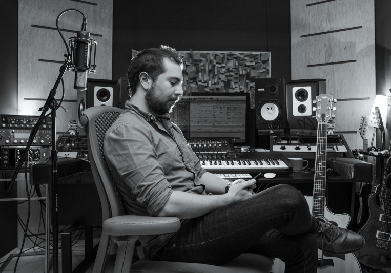 Andres Chano on SoundBetter