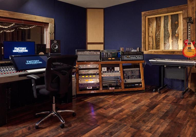 Factory Underground Studio on SoundBetter