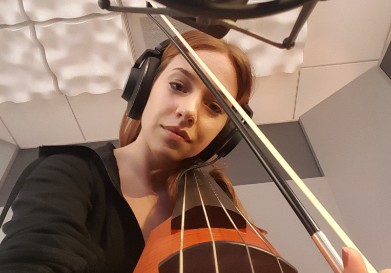 Michelle Packman, cello on SoundBetter